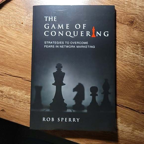 New🌹The Game Of Conquering Book